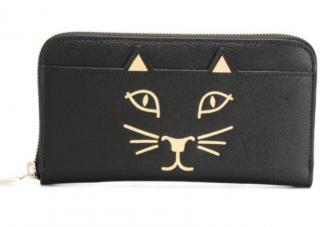 Charlotte Olympia Feline Zip Wallet