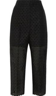 Stella McCartney Embroidered Runway Trousers