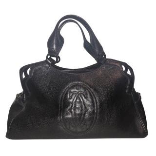 Cartier Black Marcello Bag