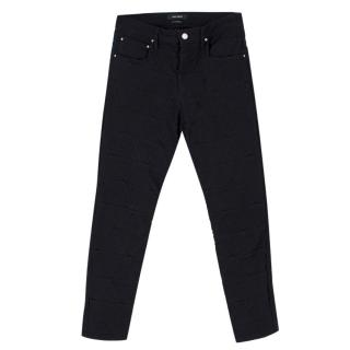 Isabell Marant patchwork jeans