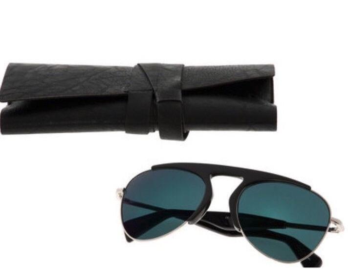 59d7a530fb9 Yohji Yamamoto Yy7001 Aviator Sunglasses