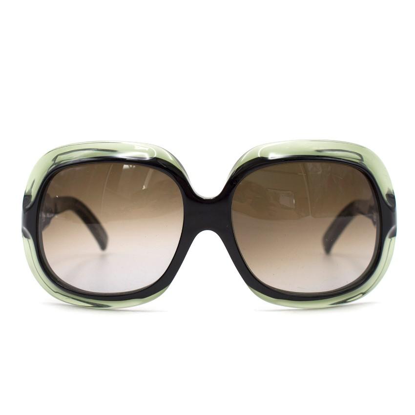 Marni Oversized Sunglasses
