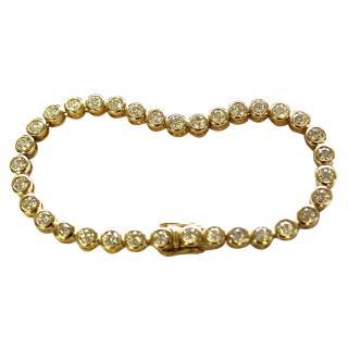 Diamond Heaven 6.2 ct  Diamond Set Tennis Bracelet
