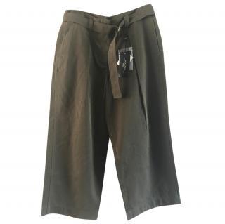 MaxMara weekend cropped trousers