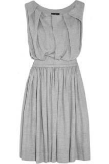 Vivienne Westwood Light Grey Gardener Day Dress
