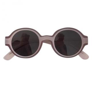 Martin Margiela = Mykita pink Sunglasses
