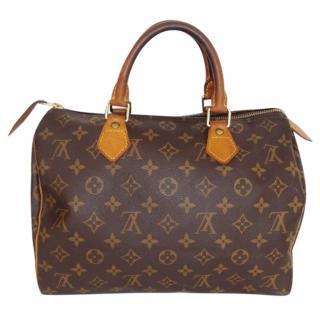 Louis Vuitton Speedy 30 Monogram Bag
