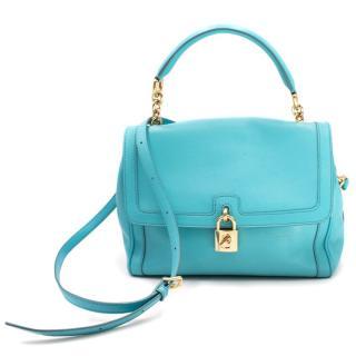 Dolce & Gabbana Blue Top Handle Bag