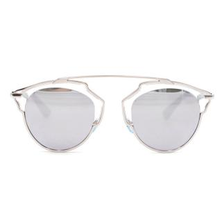 Dior 'So Real' Mirrored Sunglasses