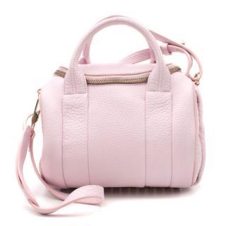 Alexander Wang Pink Rockie Shoulder Bag