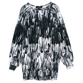Isabel Marant Printed Sweater Dress