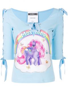 Moschino Couture My Little Pony Top