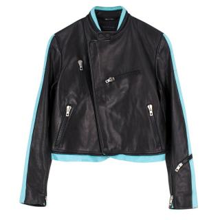 Rag and Bone Black Leather Jacket