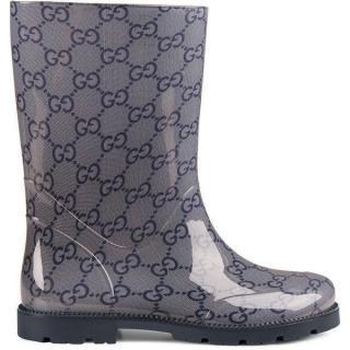 Gucci boy's wellington boots