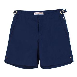 Orlebar Brown Blue Men's Swim Shorts