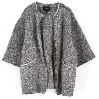 Isabel Marant Wool Zip-Up Jacket