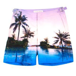 Orlebar Brown Palms Aplen Men's Swim Shorts