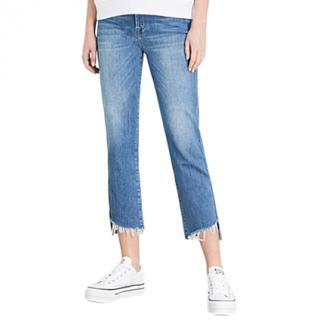 7 For All Mankind Edie Distressed Jeans