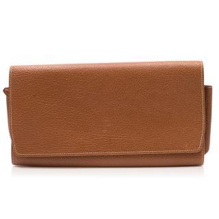 Smythson of Bond Street Travel Wallet