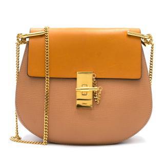 Chloe Classic Tobacco Small Drew Crossbody bag