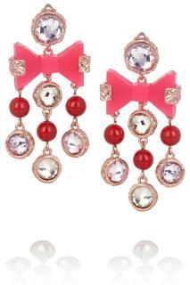 Marc Jacobs crystal earrings