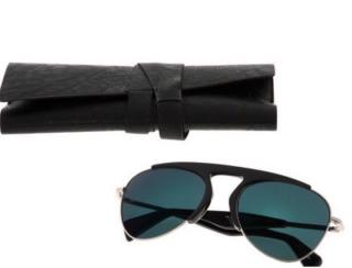 Yohji Yamamoto YY7001 Aviator Sunglasses