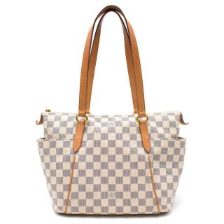 Louis Vuitton Damier Azur 'Totally' Tote Bag