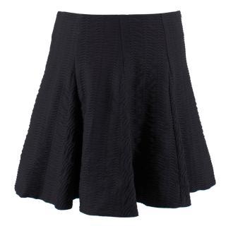 Rag & Bone Textured Flare Skirt
