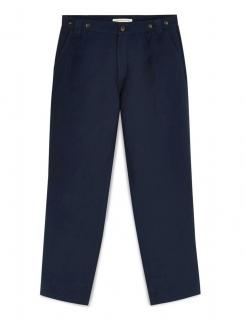 Cabbages & Roses Navy Workman Trousers