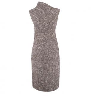 Joseph Silk & Wool Tweed Skirt Suit