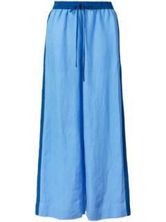 Dianen Von Furstenberg Linen Wide Leg Trousers