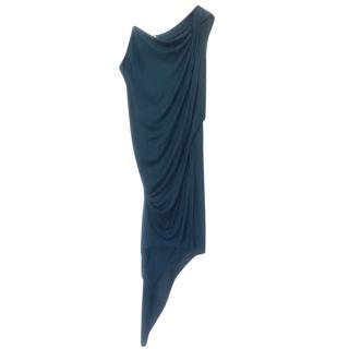 Helmut Lang asymmetric dress