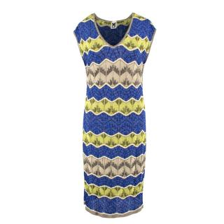 Missoni Striped Sleeveless Dress