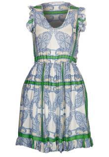 Paul & Joe sister karla paisley-print voile dress