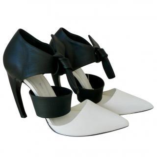 Provenza Schouler tie front heels