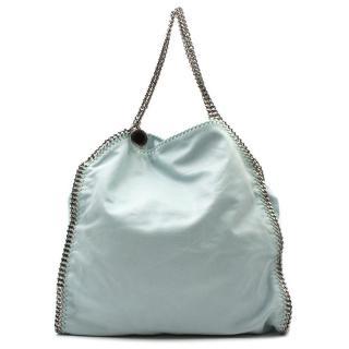 Stella McCartney Pale Blue Large Falabella Bag