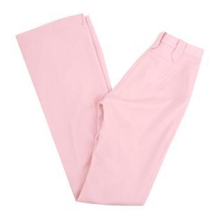 Altuzarra ' Serge' High-Waisted Wool Trousers