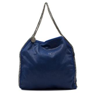 Stella McCartney Medium Blue Falabella Bag