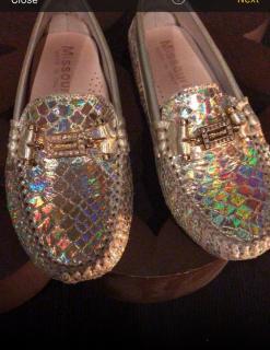 Missouri gold primrose loafers