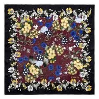 Erdem x H&M Silk Floral Scarf
