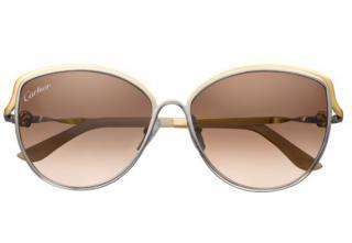 Cartier gold trinity sunglasses