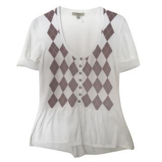 Burberry cotton jumper, size M