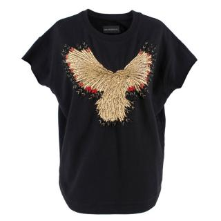 Zadig & Voltaire Black Eagle Sweatshirt