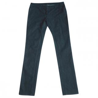 Jil Sander Dark Denim Jeans