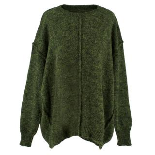 Isabel Marant Mohair and Wool Sweater