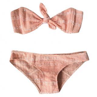 Lisa Marie Fernandez Ruffle Bikini
