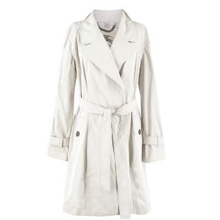 Burberry Lightweight Belted Trench Coat