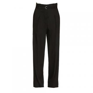 3.1 Phillip Lim Paperbag Waist Wide Leg Trousers