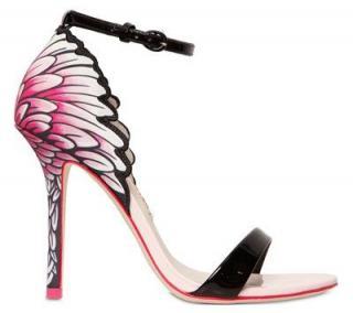 Sophia Webster Flutura Peacock Sandals