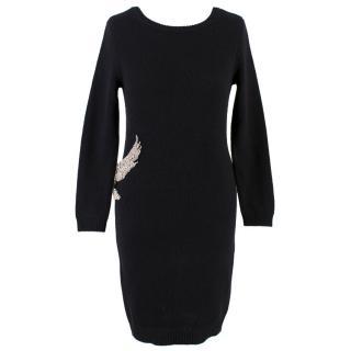 Ba&sh Oia Noir Dress